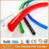 Cixi Jinguan Factory Supply 6*8mm Thin Wall PVC Clear Vinyl Tube,Soft Non Toxic PVC Tubing for Physiological Saline Supply