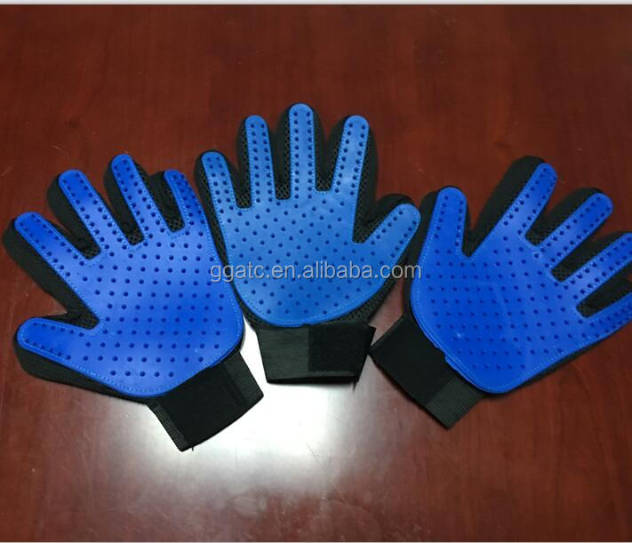 Good quality for pet grooming glove,cat grooming glove with wholesale price