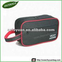 factory whoesale men 600D PVC Beauty Case wholesale
