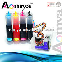 Aomya continuous ink supply system for epson tx121 with ARC chip