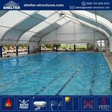Guangzhou SHELTER transparent tent ,sport field tents, used clear span tent with aluminum structure