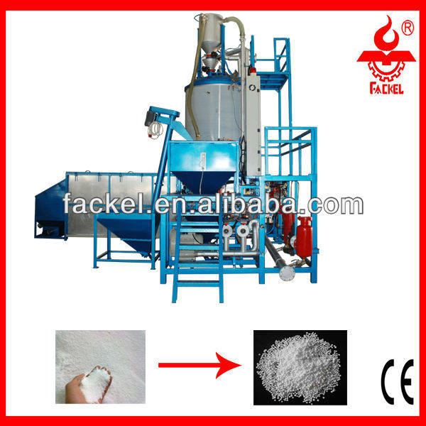 Advanced expandable polystyrene eps machine with high quality