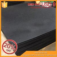 Noise reduction shockproof rubber garden floor mat