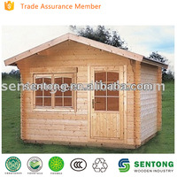 Popular Small Wooden House