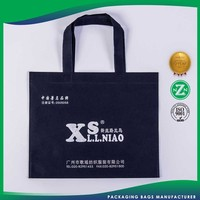 Excellent Quality Promotional Custom Design Non-Woven Burlap Shopping Reuseable Bag