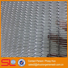 2015 hot sale new design ss 316 decorative metal mesh, stainless steel wire mesh