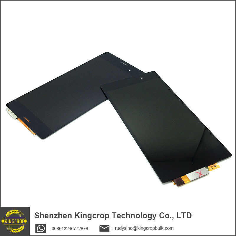 China cheap price spare parts for sony xperia z1 l39h c6902 c6903 lcd touch screen digitizer assembly