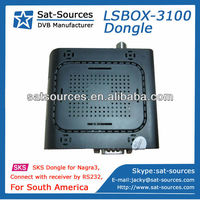 Hot Sale LSBOX-3100 IBOX Dongle for South America