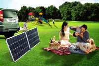 Good quality solar engergy products 120W small pv Mono Solar panel manufacturers in china factory price
