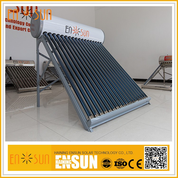 solar water heater steel storage tanks production line suppliers from china
