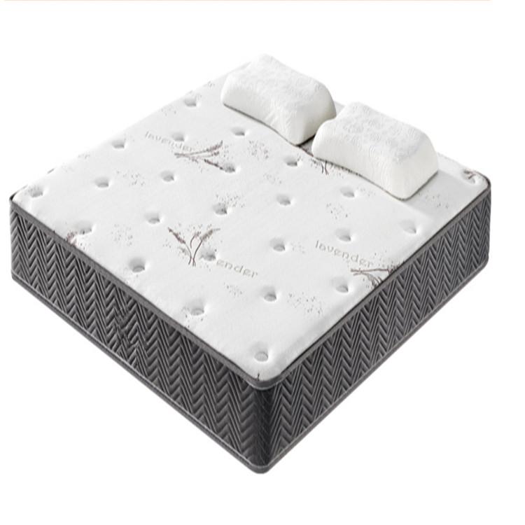 Bedroom Furniture 3D Net Pocket Coil Spring Mattress - Jozy Mattress | Jozy.net
