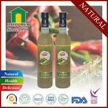 Organic Fruit vinegar plum vinegar with Kosher certificate 500ml