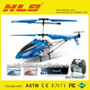250MM 3CH Metal RC helicopter,Gyro System Led lights
