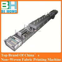 High quality uv silkscreen printing machine