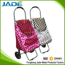 Folding trolley portable folding trolley folding box trolley on wheels