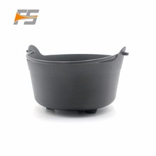 New Style Simple Rope Handle Plastic Bucket