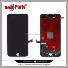 Lcd display and digitizer touch screen combo spare parts mobile phone for iphone 7 plus