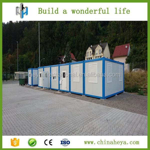 China shipping container homes plans container housing for sale