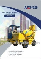 AJAX FIORI SELF LOADING CONCRETE MIXERS