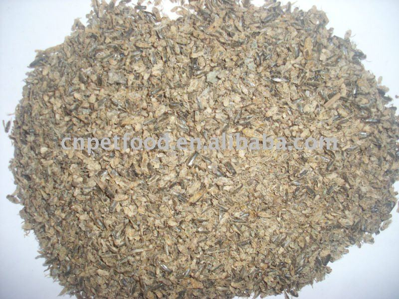 dried daphnia fish food