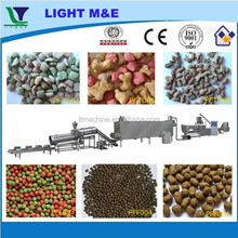 Wholesale Best China Automatic Dry Pet Snack Extruder Processing Line