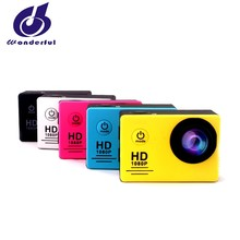 waterproof function 1.5 inch super cheap 720P sports camera digital camera