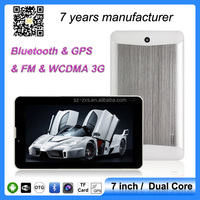 wholesale android tablet pc dual core mid dual sim card wifi phone 7 inch android cell phone dual camera