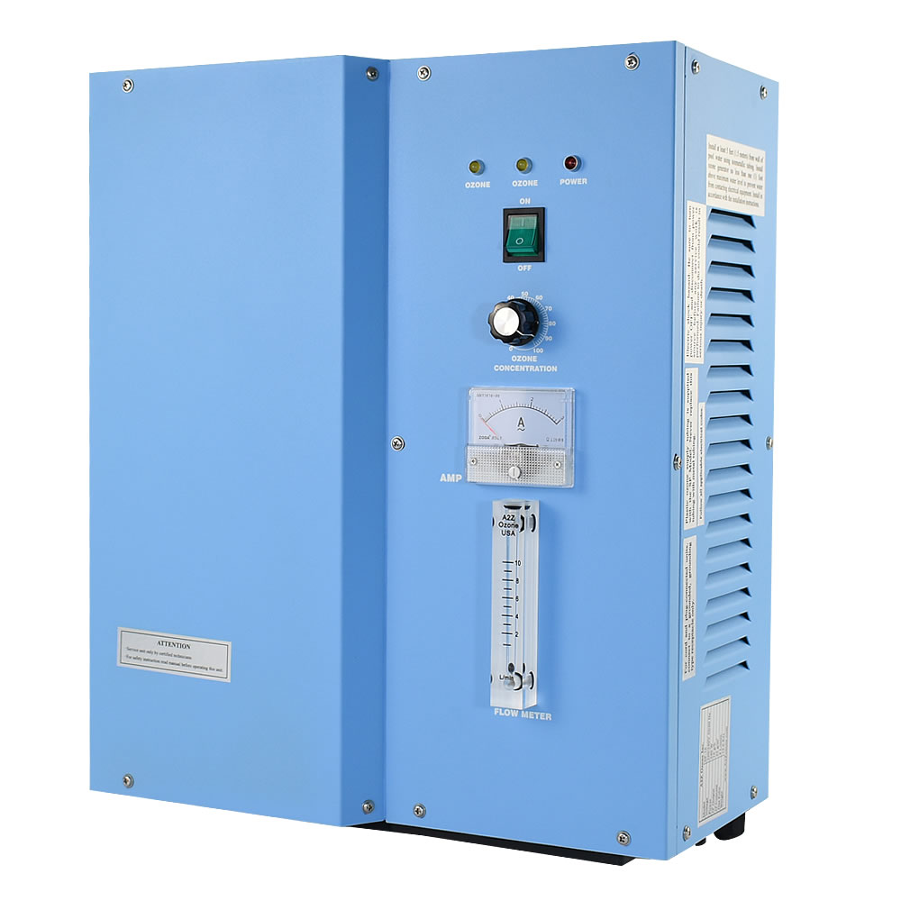 8 g/h Ozone Generator Sterilization Disinfection Machine Special For Swimming Pool