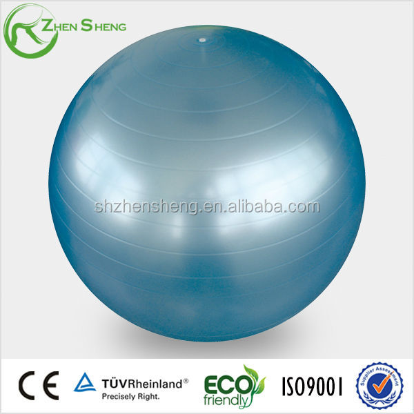 ZHENSHENG contemporary 45cm 85cm gym ball pilate back yoga ball
