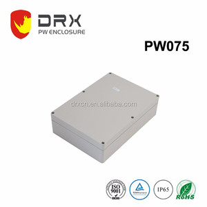 DRX EVEREST Custom Electronic IP65 Plastic Electrical Waterproof Cable Indoor/ Outdoor Junction Box