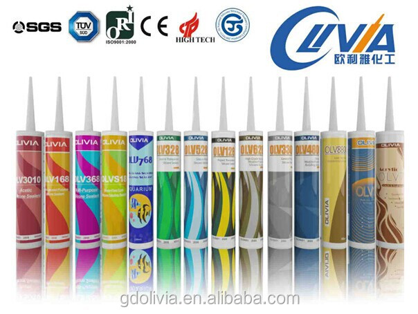 GP Acetic Silicone Sealant OLV 3010
