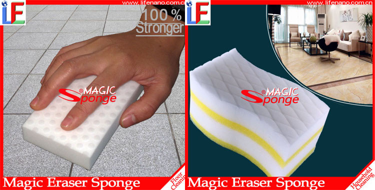 Ceramic Floor Cleaning Magic Eraser Sponge