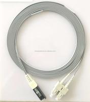 Duplex Multimode VF45 SC/UPC-SC/UPC OM3 Patch Cord Optic Fiber Cable