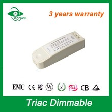 Small Plastic LED Driver and Power Supply Enclosure/Housing/Box for AC DC triac dimmable led driver