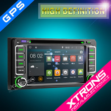 "XTRONS PF63HGTA 6.2"" Android 4.4.4 Quad-core car stereo 2 din for Toyota RAV4 with GPS OBD2 Screen Mirroring Wifi 3G"