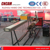 stainless steel pipe cutting machine cnc pipe profile cutting machine
