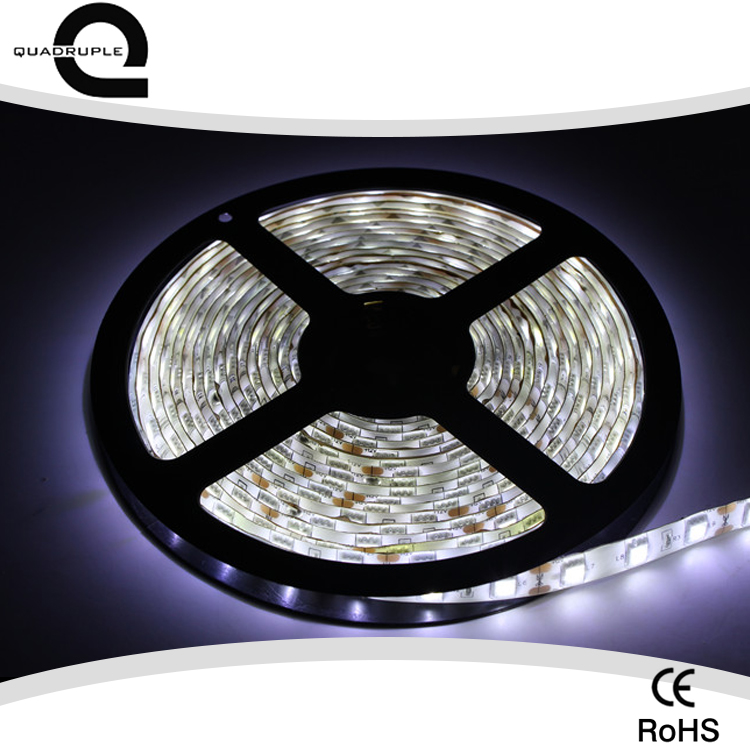 Cheap price waterproof white 24v 12v 5050 smd led light strip