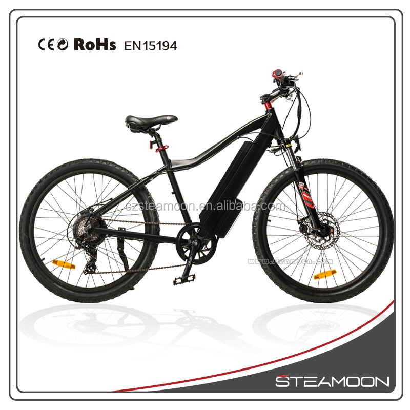 26'' fat bike Emotion fat electric bike with suspension seat post