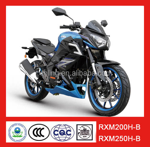250cc racing motorcycle lifan engine