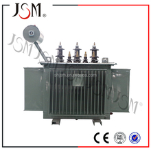Customer winding Coil Structure three phrase and Power Usage power transformer S11 oil transformer11KV 1600kva