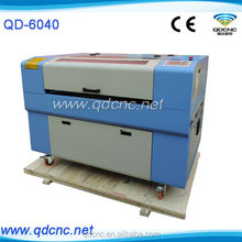 New!New! New! QD high-precision laser engraving and cutting machine/ co2 laser engraving cuting 60W