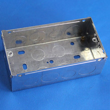 electrical terminal weatherproof metal box cover