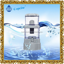 ceramic filter mineral water pot , gravity water filter ,