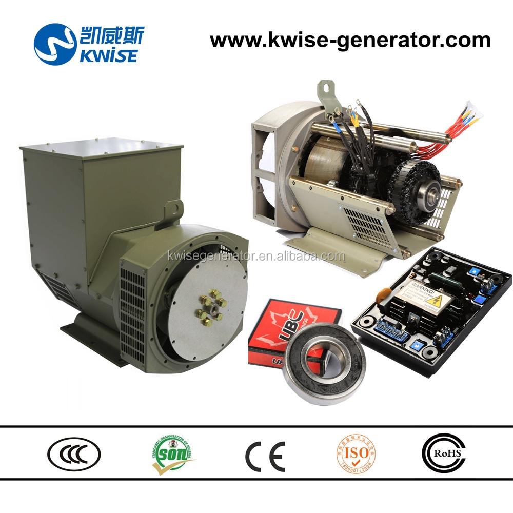 2015 High quality 40kva stamford generator,high frequency generator