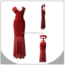 red girls party dress tutut wedding dress china manufacture bandage dresses
