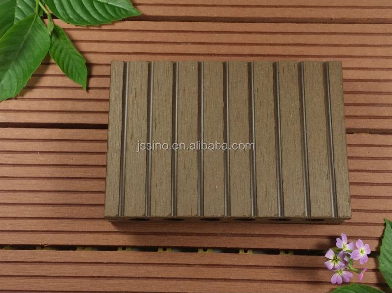 Rainur e anti slip synth tique planchers de bois wpc for Plancher exterieur plastique