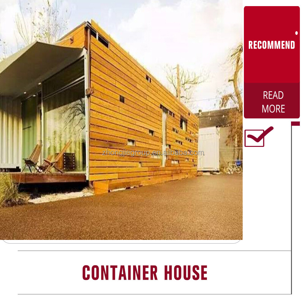 Modified container home / container shop / Office /accommodation prefabricated container house