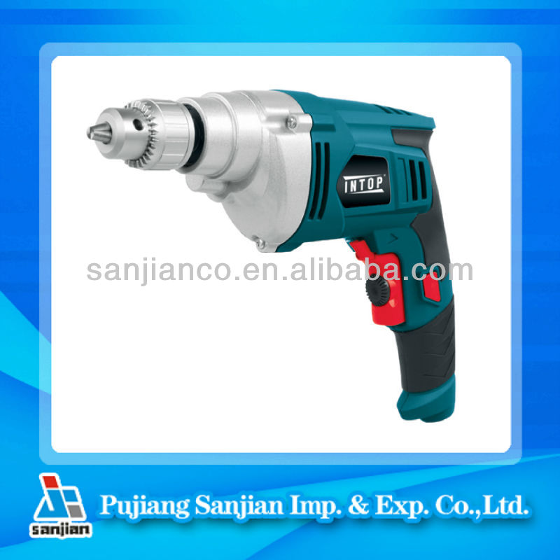 580W 10mm Power drill, small and light electric drill power tools