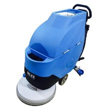 MLEE510B New commercial auto walking floor washing machine small electric cleaner compact smart floor scrubber