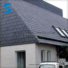 Natural Black Interlocking Roof Shingles,Fish Scale Roof Shingles